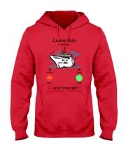 CRUISE - white Hooded Sweatshirt thumbnail