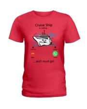 CRUISE - white Ladies T-Shirt thumbnail
