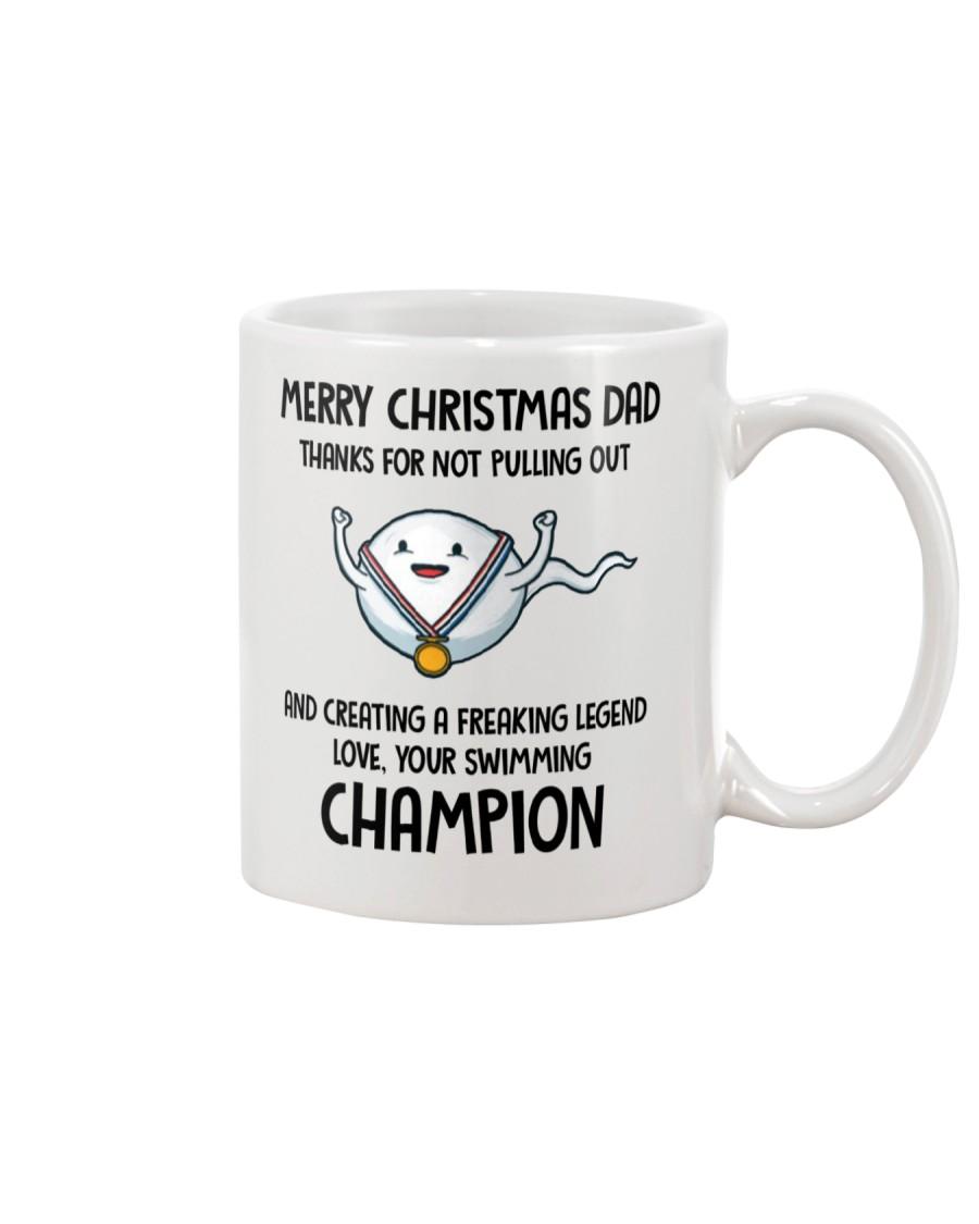 Limited version - Merry Christmas Dad Mug