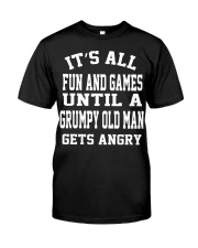 GRUMPY OLD MAN Classic T-Shirt tile