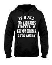 GRUMPY OLD MAN Hooded Sweatshirt thumbnail