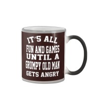 GRUMPY OLD MAN Color Changing Mug thumbnail