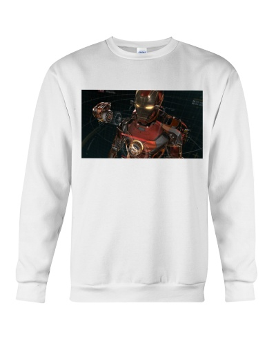 IRON MAN MARK 42 - T SHIRT