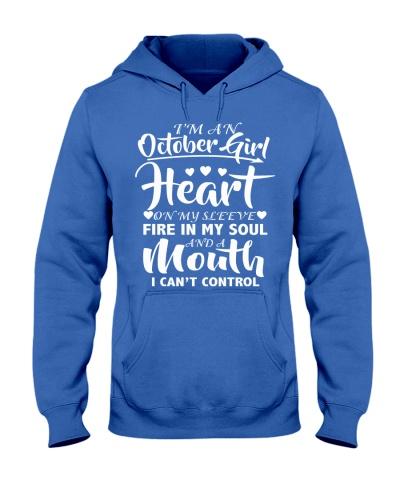 I'M AN OCTOBER GIRL