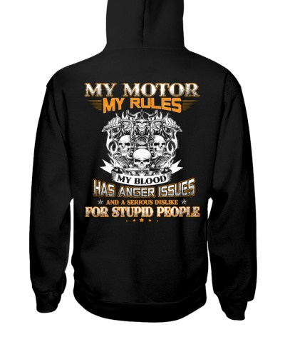 MY MOTOR - MY RULES