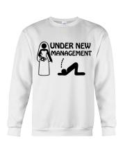 NEW MANAGEMENT - DTS Crewneck Sweatshirt thumbnail