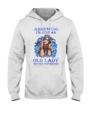 lady Hooded Sweatshirt thumbnail