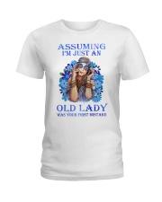 lady Ladies T-Shirt thumbnail