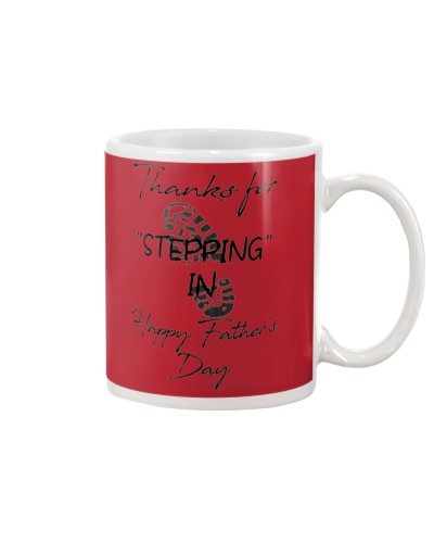 STEP DAD MUG 2 - FATHER DAY