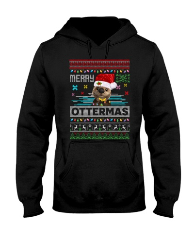 TOM- CHRISTMAS MERRY OTTERMAS