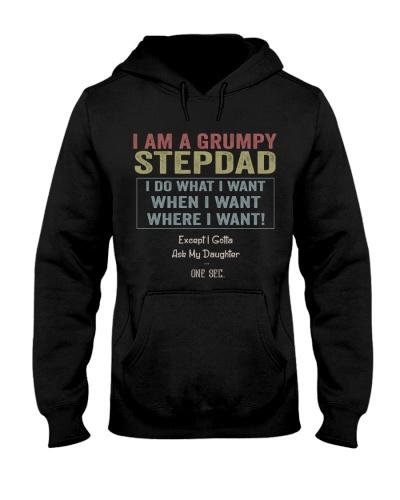 I AM A GRUMPY STEPDAD