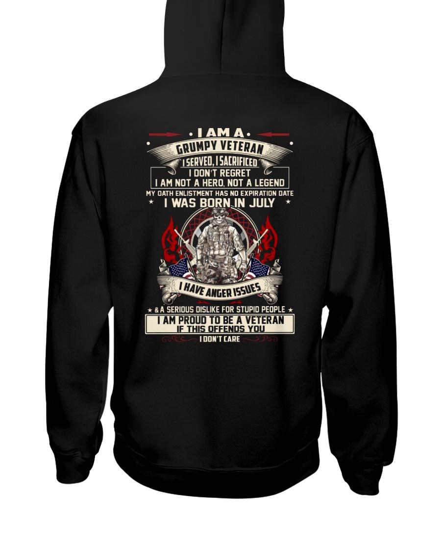 Limited Edition Prints TTT7 Hooded Sweatshirt