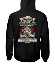 Limited Edition Prints TTT7 Hooded Sweatshirt back