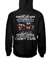 AMERICAN MAN - 10 Hooded Sweatshirt thumbnail