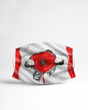 Remembrance Day - 5 NIA94 Cloth face mask aos-face-mask-lifestyle-22