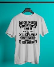 STEP DAD Classic T-Shirt lifestyle-mens-crewneck-front-3