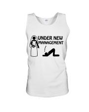NEW MANAGEMENT  Unisex Tank thumbnail
