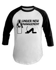 NEW MANAGEMENT  Baseball Tee thumbnail