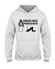 NEW MANAGEMENT  Hooded Sweatshirt thumbnail