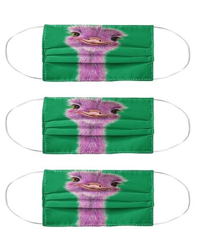 Face Veil Ostrich