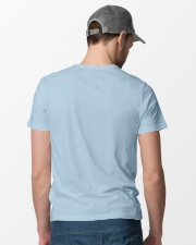 TALK TO THE HAND Classic T-Shirt lifestyle-mens-crewneck-back-6