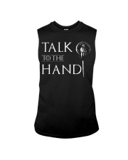 TALK TO THE HAND Sleeveless Tee thumbnail