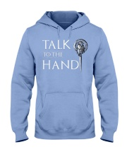 TALK TO THE HAND Hooded Sweatshirt front