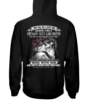 I LOVE MY GIRLFRIEND Hooded Sweatshirt thumbnail