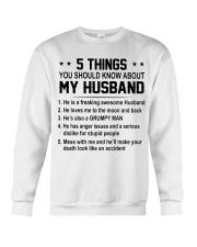 5 THING - DTS Crewneck Sweatshirt thumbnail