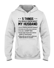5 THING - DTS Hooded Sweatshirt front