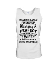PERFECT FREAKIN WIFE PTT Unisex Tank thumbnail