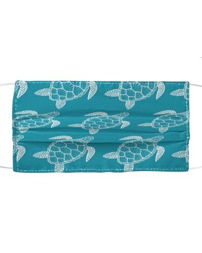 Fabric Mask Turtle  - PC