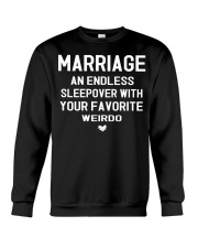 MARRIAGE Crewneck Sweatshirt thumbnail