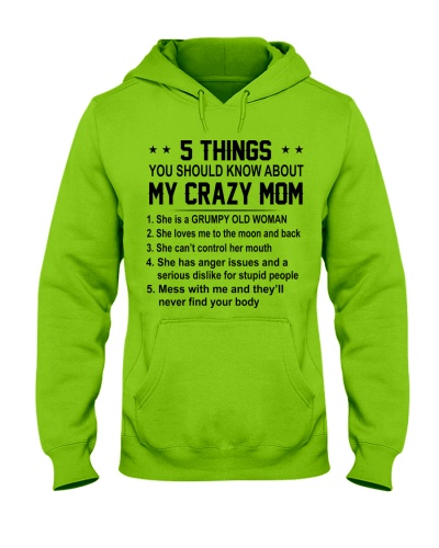 5 THINGS - MOM - DTS - THACH