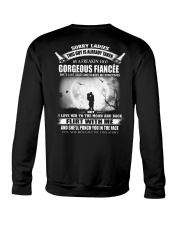 GORGEOUS FIANCEE Crewneck Sweatshirt thumbnail