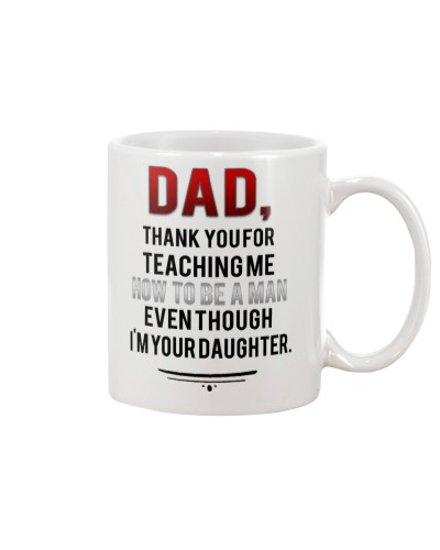 THANKS DAD - FATHER DAY -version