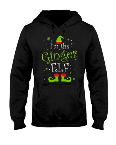 TOM- CHRISTMAS GINGER ELF