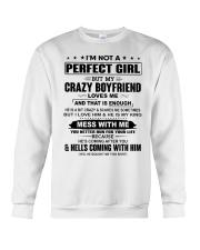 CRAZY BOYFRIEND - DTS Crewneck Sweatshirt thumbnail