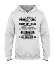 CRAZY BOYFRIEND - DTS Hooded Sweatshirt thumbnail