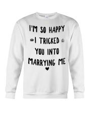 Halloween Day Gift Idea version Crewneck Sweatshirt thumbnail