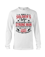 SOLDIER'S WIFE Long Sleeve Tee thumbnail