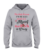 THE ONLY PERSON Hooded Sweatshirt thumbnail