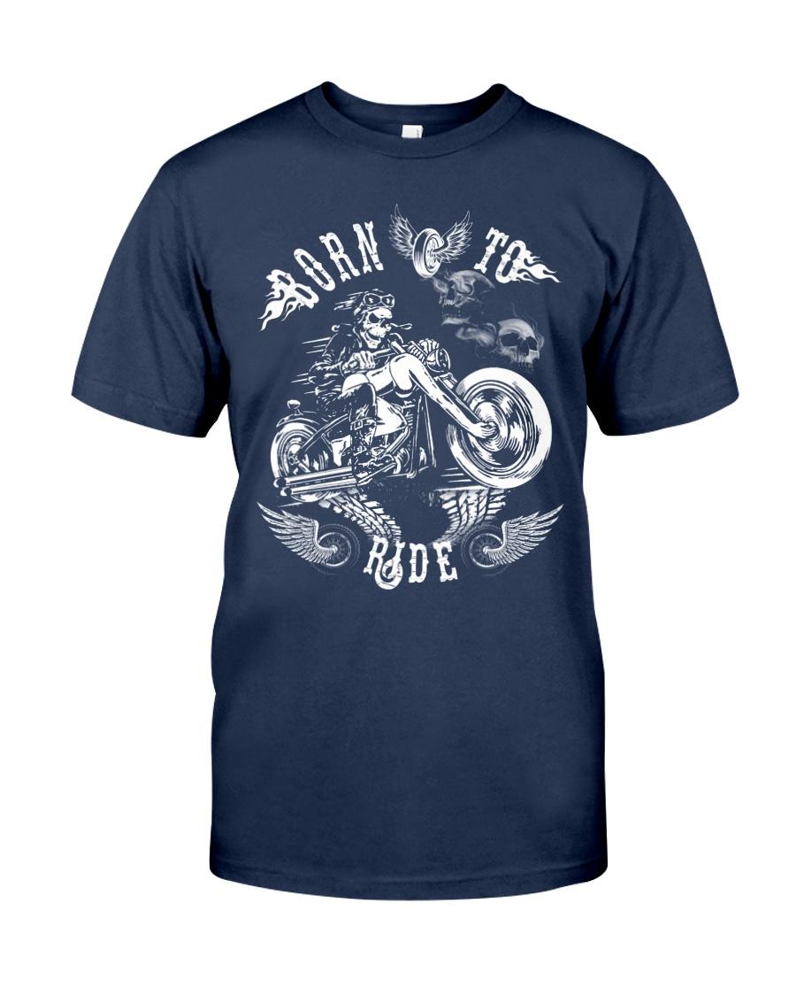 BORN TO RIDE PTT Classic T-Shirt