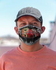 Remembrance Day - Freedom NIA94 Cloth face mask aos-face-mask-lifestyle-06