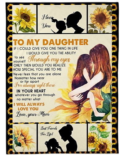 BOOM - TO MY DAUGHTER - MOM