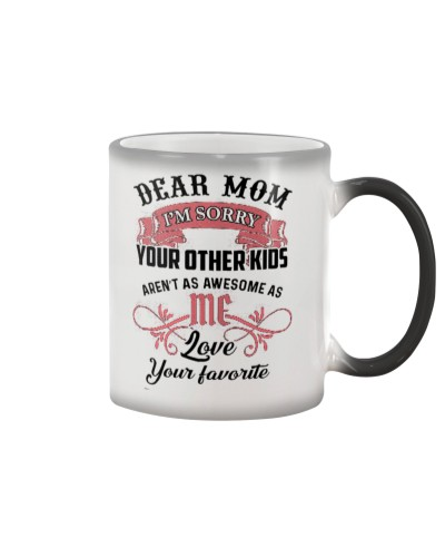 LIMITED EDITION - THANK YOU MOM