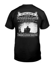 DAUGHTER 9- N68 Classic T-Shirt back