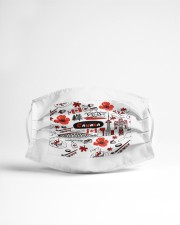Remembrance Day - 10 Cloth face mask aos-face-mask-lifestyle-22