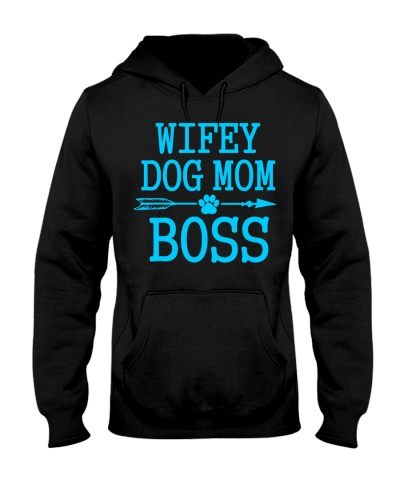 WIFEY DOG MOM BOSS