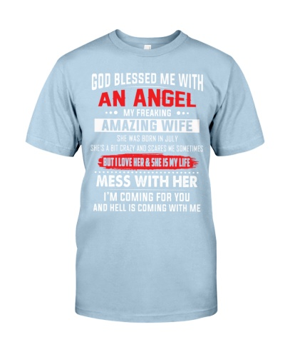 Limited version - My angel my Wife-7